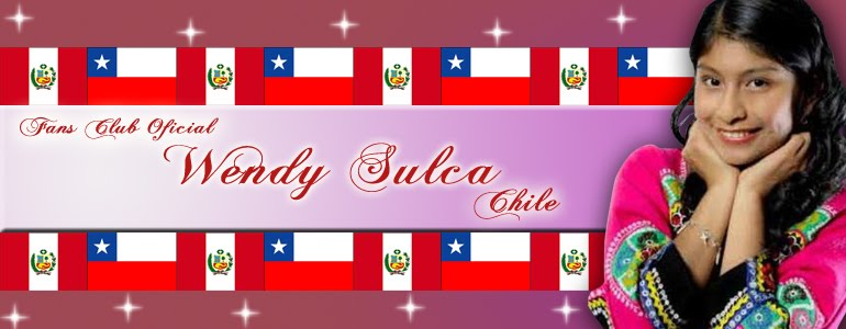 Fans Club Oficial Wendy Sulca