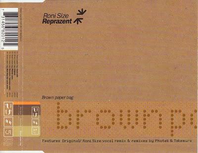 Cover Album of Roni Size/Reprazent - Brown Paper Bag (Maxi-Single) (1997) [FLAC]