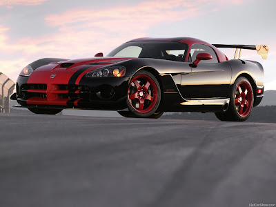 Dodge Viper SRT10 2010 sporty car