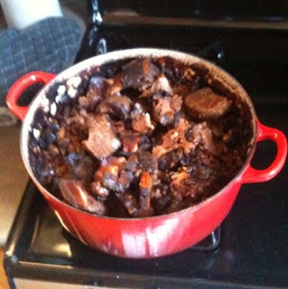 An Ode to Cholent