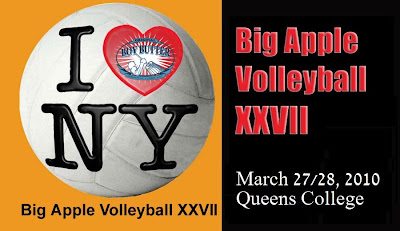 Boy Butter sponsors Gay Volleyball tournament in NYC