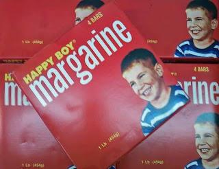 Happy Boy Margarine??