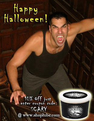 Halloween Sale on Boy Butter! Expires 10/31/09