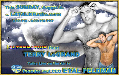 Listen to my interview this Sunday on LA Talk Radio's The Alternative