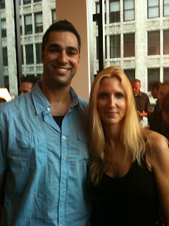 Ann Coulter and the Gays made love last night at Homocon