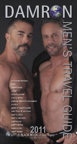 The classic gay men's travel guide, published since 1964.