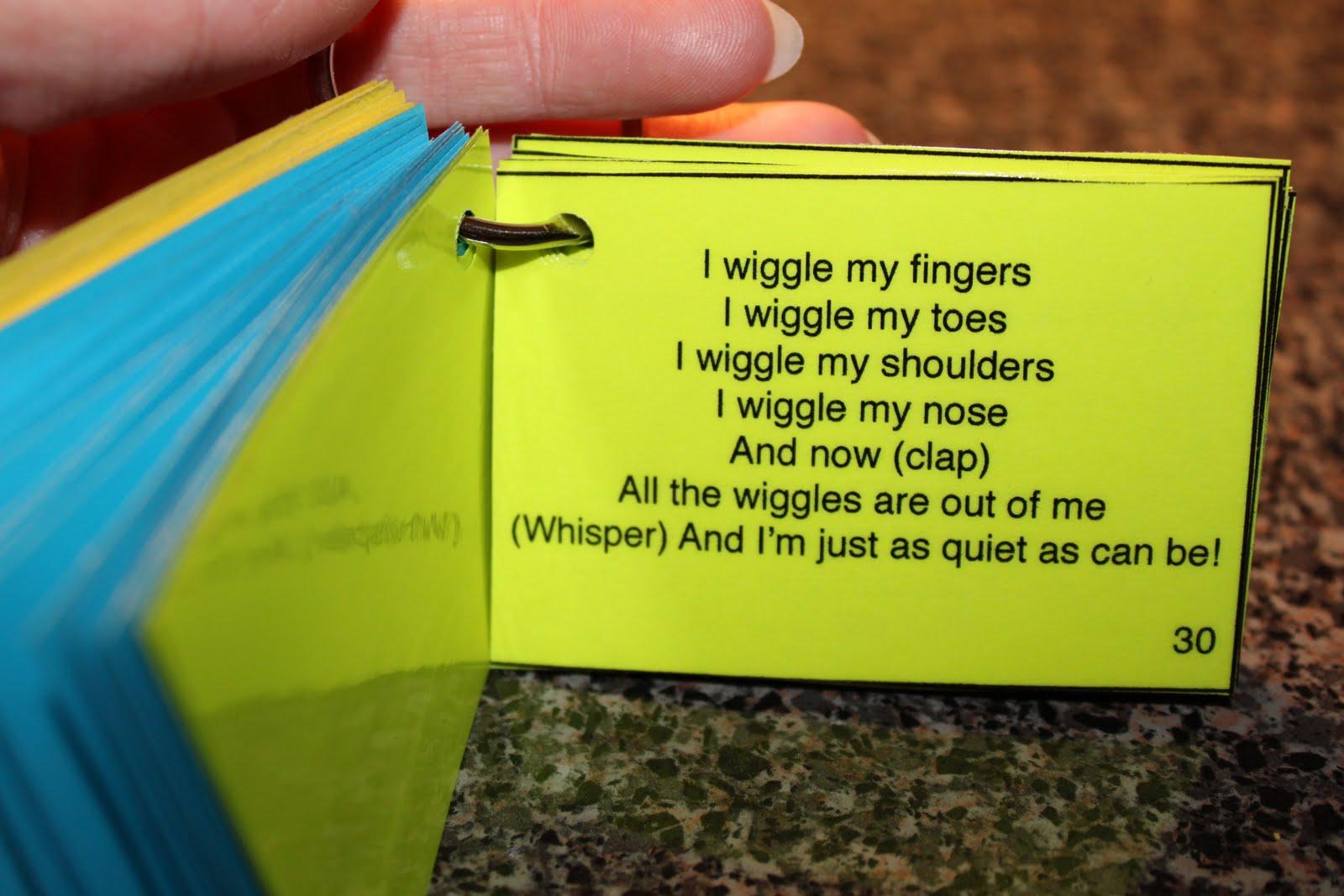 CREATE STUDIO: Preschool Song Booklet