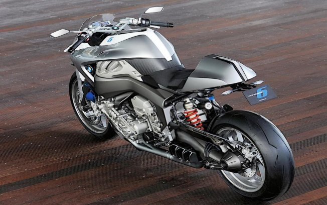BMW+Concept+Six Moto BMW Concept Six
