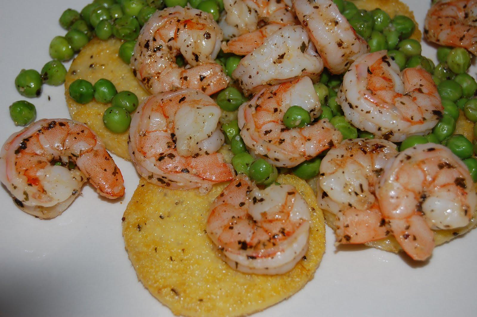 Sauteed Shrimp Recipe — Dishmaps