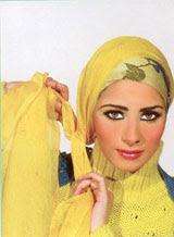 ربطات حجاب باشكال مختلفه 2013 - ربطات حجاب 2013 - احدث ربطات الحجاب 2013 kamar_023.jpg
