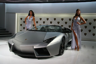 Lamborghini Reventon Roadsters