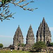 Prambanan in Java