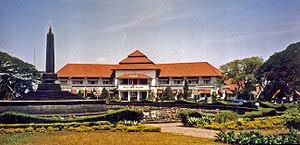 Malang town hall