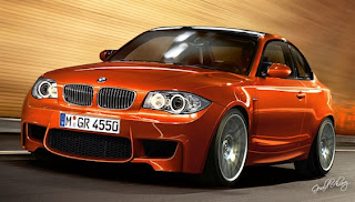 A New Rumor Regarding the BMW one Series M Coupe