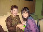 Mama n kaklong (Aidilfitri 2008)