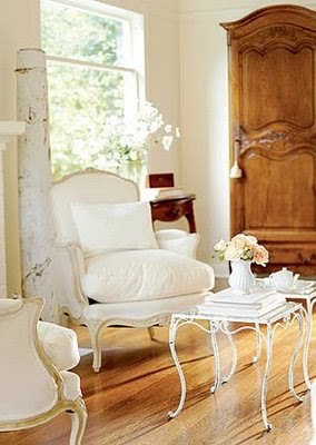 Shabby and charme poltrone e poltroncine for Poltrone country chic