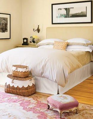 Shabby and charme i tappeti aubusson for Costo per costruire una casa con due camere da letto