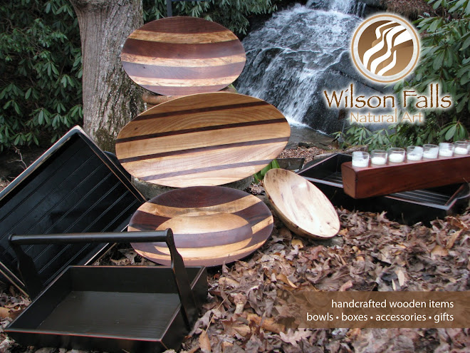 Wilson Falls Natural Art