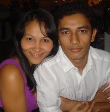 Cláudia e Kalley