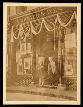 Shopfront of Currier & Ives