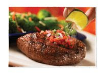 Chili's Guiltless Crill Carne Asada Steak