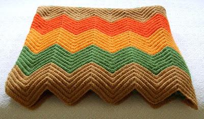 Julia Nagy crochet afghan