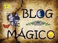 Meu 1* Selinho Blog Mágico !!!