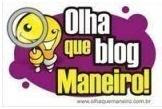 Meu 5* Selinho Olha que Blog Maneiro