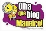 Meu 5* Selinho Olha que Blog Maneiro