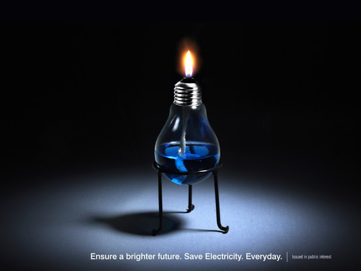 Save Electricity | All Social Ads