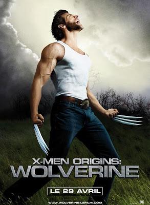 xmen origins wolverine movie poster international Op Ed:  The Death of the Superhero my A$$