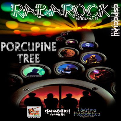 LINK DO POST PROGRAMA 04 - Porcupine Tree
