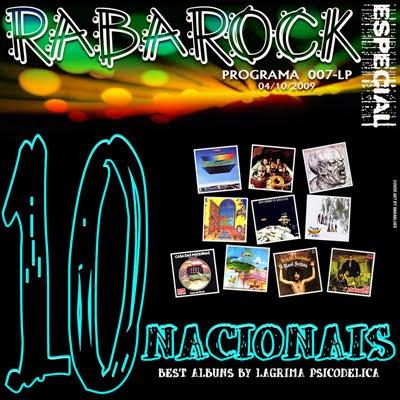 Postagem completa RabaRock 007-LP