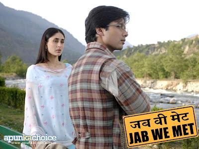 Labels: jab we met, kareena kapoor, shahid kapoor, wallpapers
