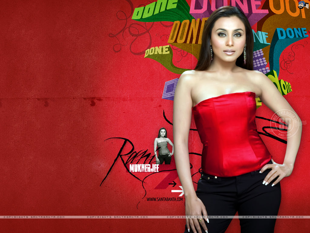 Labels: rani mukherjee, wallpapers
