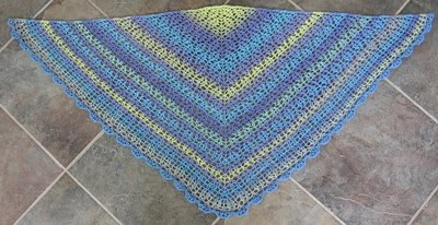 Easy Shawl Patterns to Crochet | eHow.com