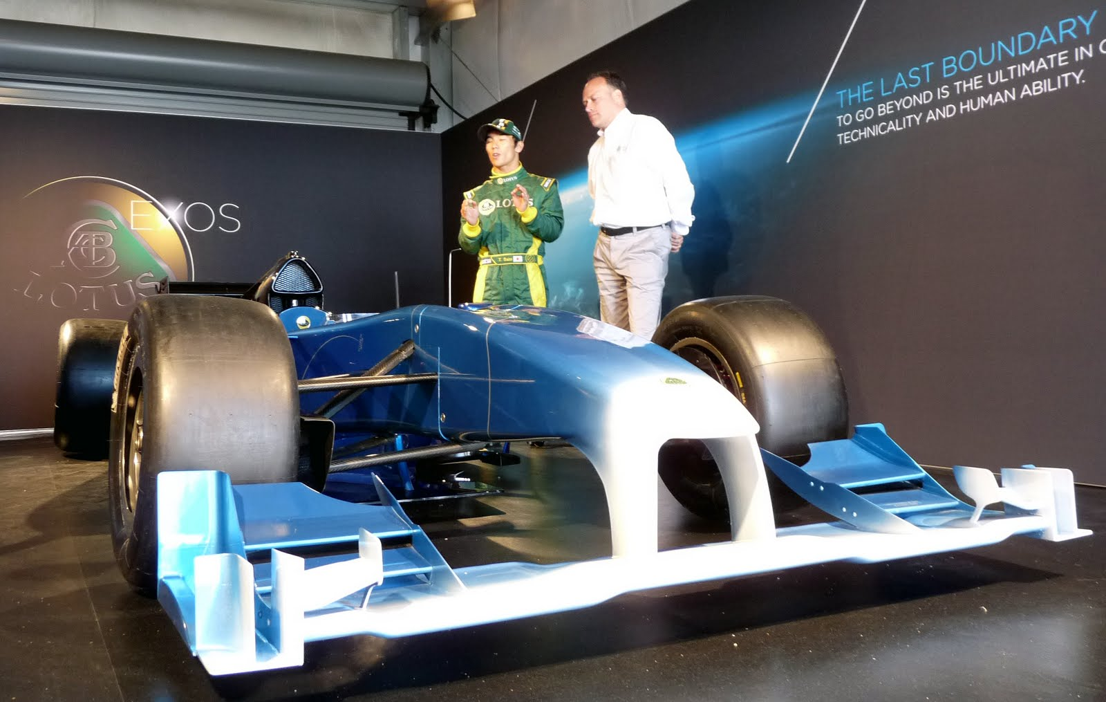 bob judd: For Sale: Lotus nearly F1 car for about 1/300th what ...