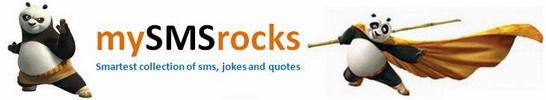 my SMS rocks