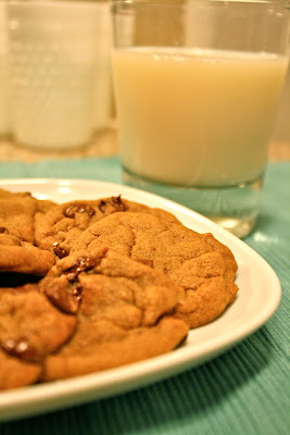 Browned Butter Molasses Chocolate Chip Cookies (Adapted from Joy the ...