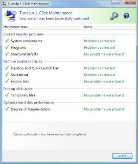 TuneUp Utilities 2009 8.0.1100 full