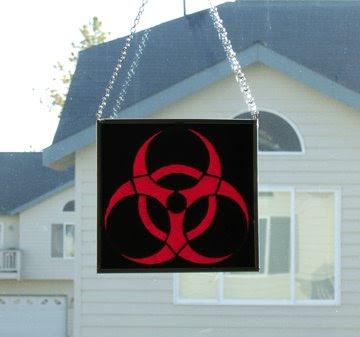 stained glass biohazard 11
