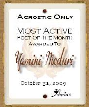 Most Active Poet Award...!!!