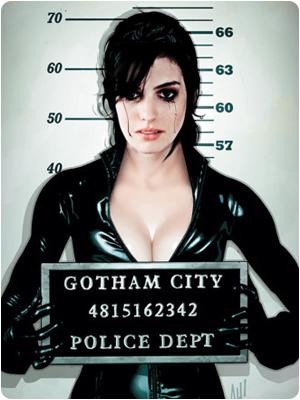 Dark Knight Rises Catwoman Hathaway
