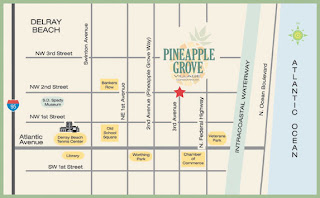 PINEAPPLE GROVE DELRAY BEACH