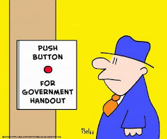 Has government now become just a seductive vending machine?