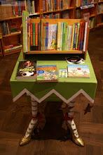 Kom binnen bij kinderboekwinkel De Zevensprong