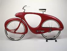 ja dit is een fiets! de bowden spacelander