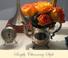 "Check out my personal blog ""Simply Charming Style"""