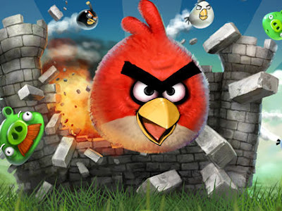 Angry Birds to come in New Animated TV Show