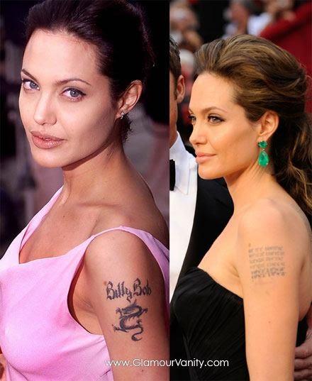 Angelina got nasty - 4 7